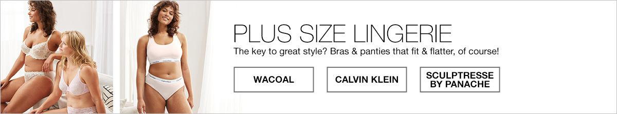 85c655a2d467d Plus Size Lingerie - Macy s