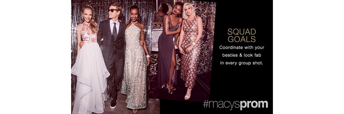 Prom Dresses 2018 - Macy\'s