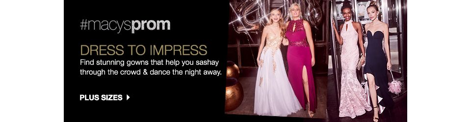 Plus Size Prom Dresses Macys - Free invoice format plus size clothing stores online