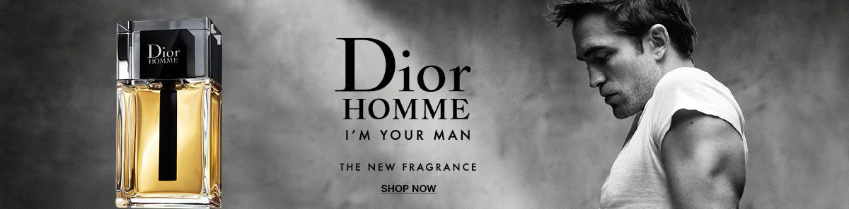 Dior Home I'm Your Man, The New Fragrance, Shop Now