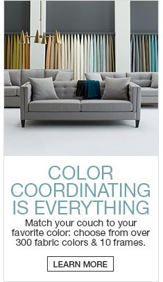 Color Coordinating Is Everything Match Your Couch To Favorite Choose From Over