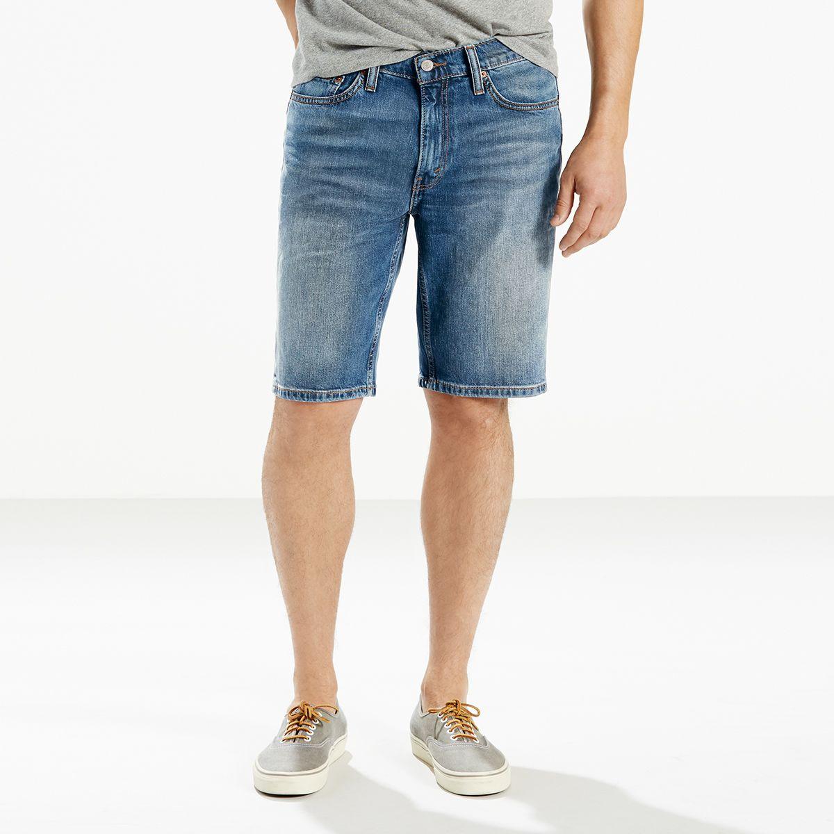 49664c16aa Levi's Mens Shorts & Cargo Shorts - Macy's
