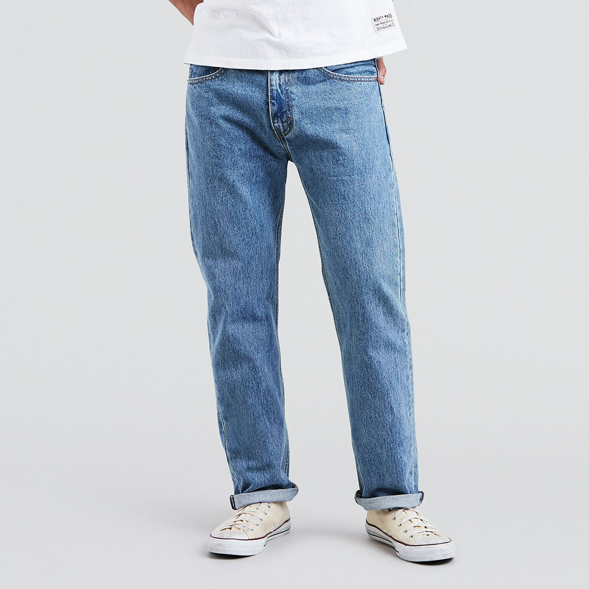 28048d43f8e02 505 Regular Fit Levis Jeans for Men - Macy s