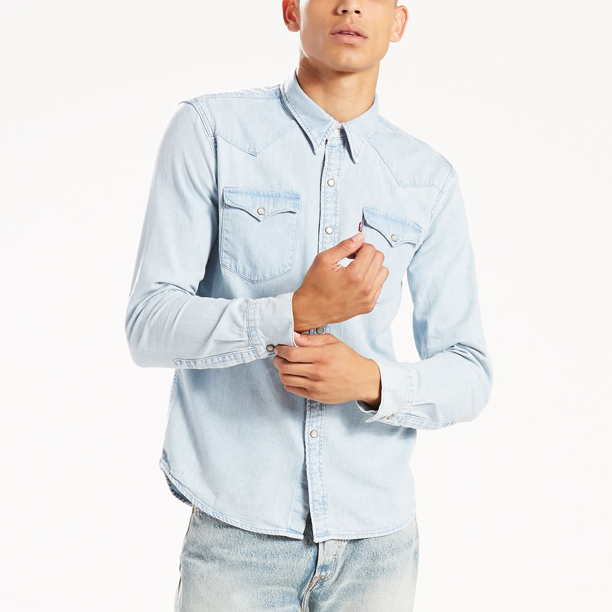 65a85daafd Buy Levis Denim Shirt Online - DREAMWORKS