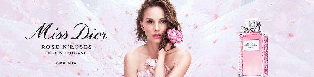 Miss Dior, Rose N'roses, The New Fragrance, Shop Now