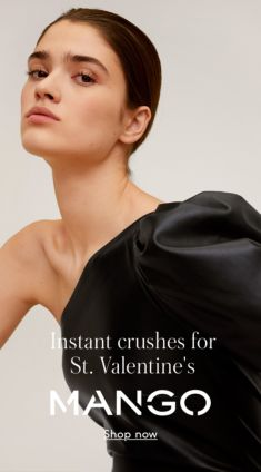 Instant crushes for St Valentines Mango, Shop Now