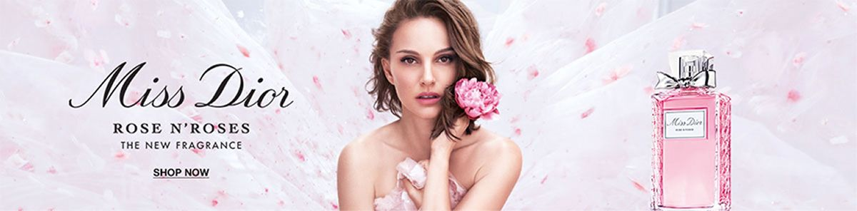 Miss Dior, Rose N' Roses, The New Fragrance, Shop Now