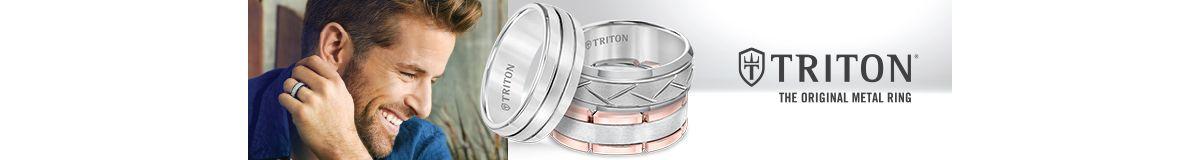 Triton, The Original Metal Ring