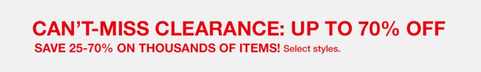 357663345 Can t-Miss Clearance  up to 70 percent Off