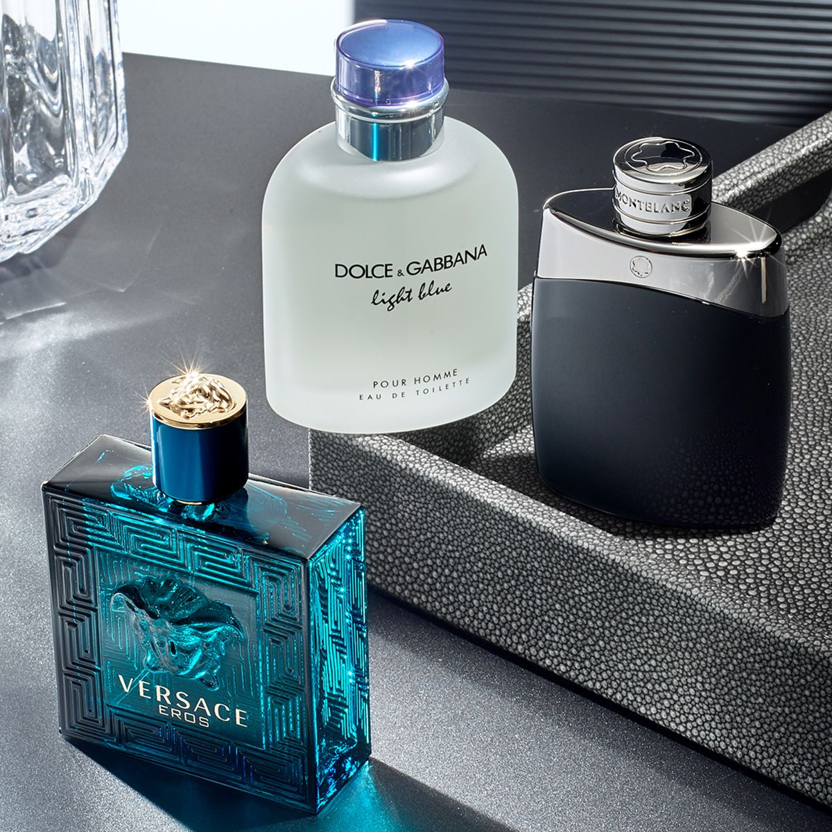 Cologne and Grooming