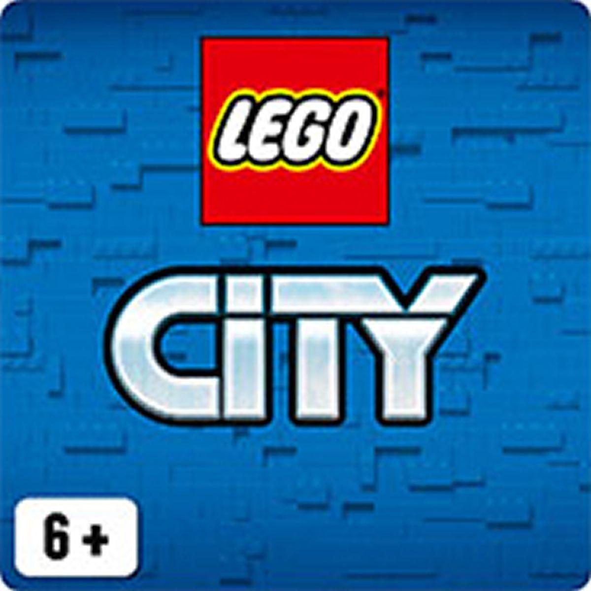 Lego, City