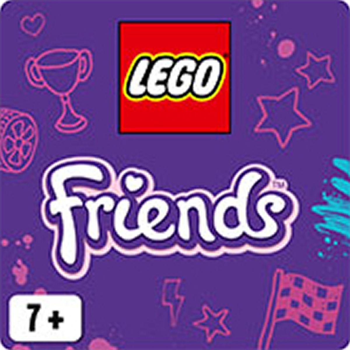 Lego, Friends