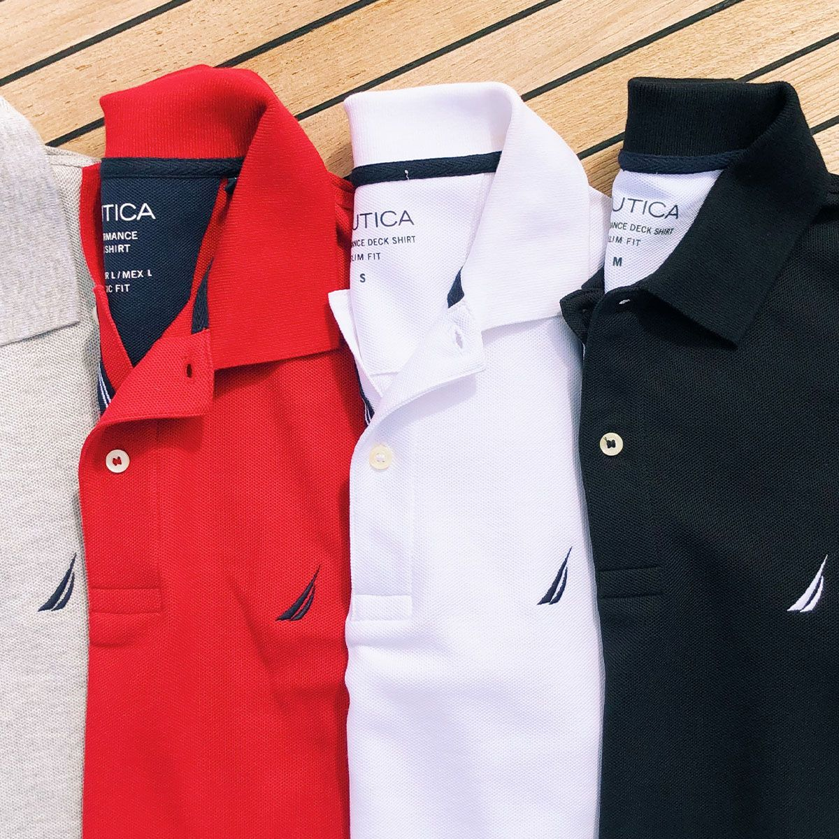 Polo and Shirts