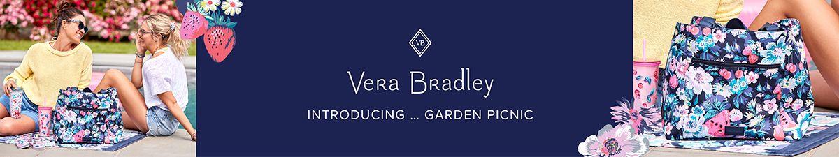 Vera Bradley, Introducing Garden Picnic