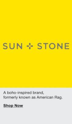 Sun Stone, Shop Now