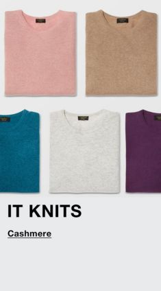 IT Knits, Cashmere