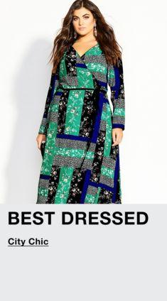 Best Dressed, City Chic