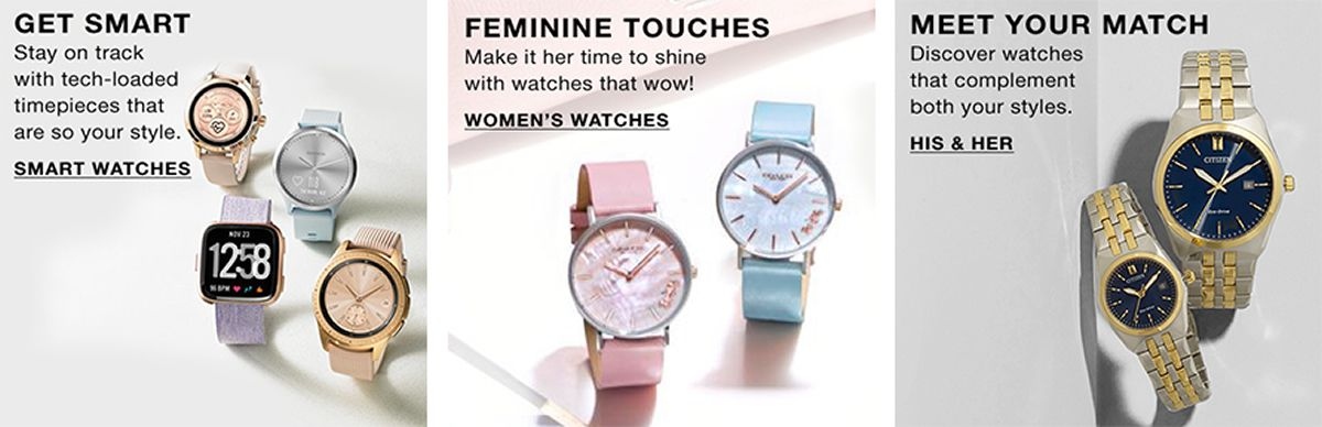 Watches For Men and Women - Macy s fcf2a65a0