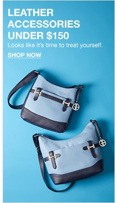 65bbffb8410 Leather Accessories Under  150, Looks like it s time to treat yourself,  Shop Now