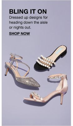 1df3860d08 Bridal Shoes and Evening Shoes - Macy s