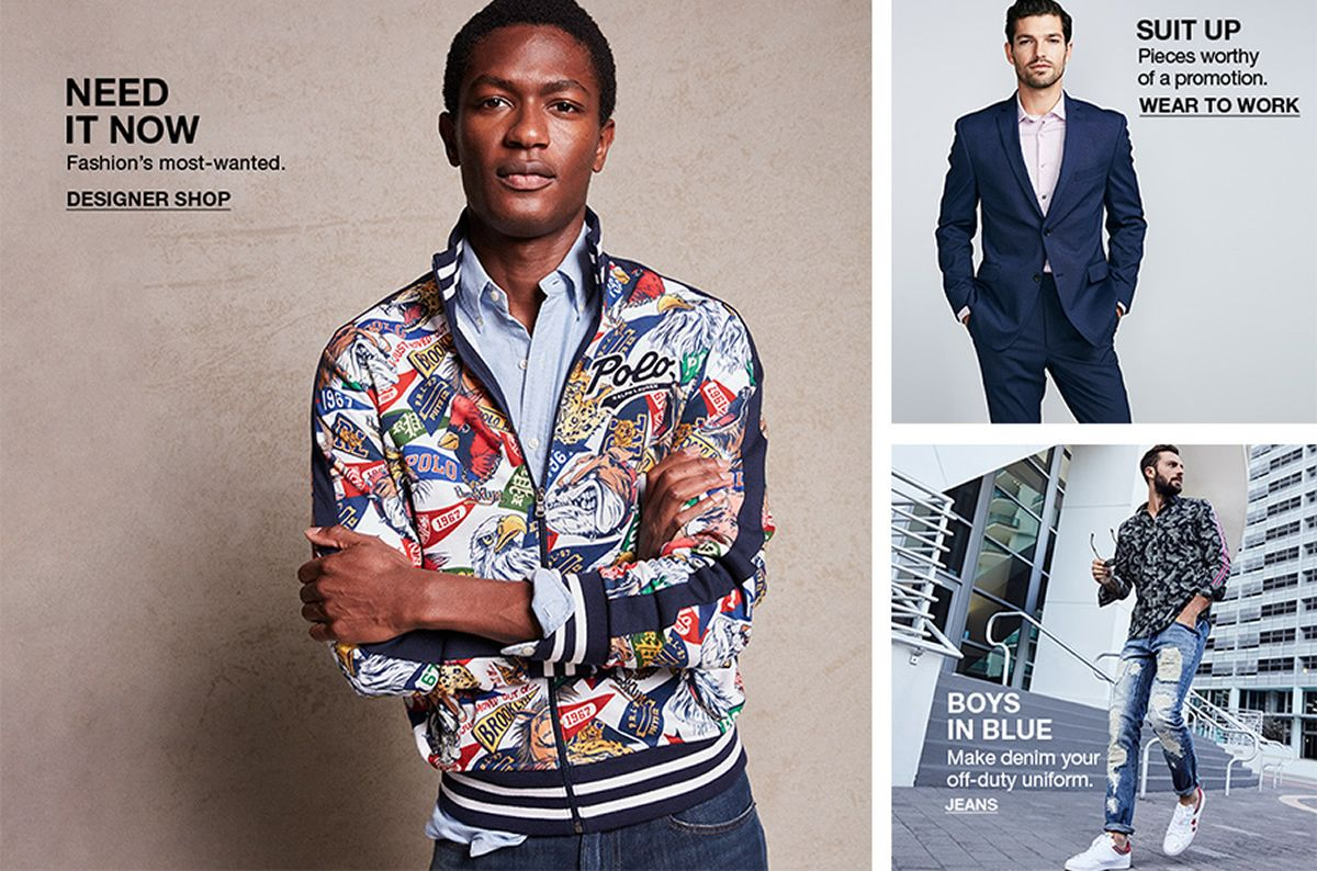 692f8152ebca Men s Clothing  The Best in Men s Fashion - Macy s