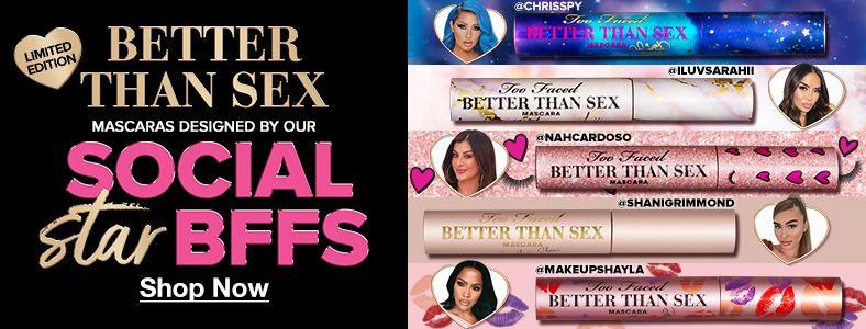 Better than Sex, Social Star BFFS, Shop Now