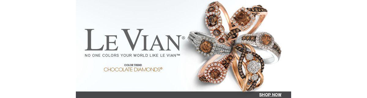 Le Vian No One Colors Your World Like Chocolate Diamonds