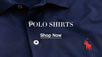 Polo Shirts, Shop Now