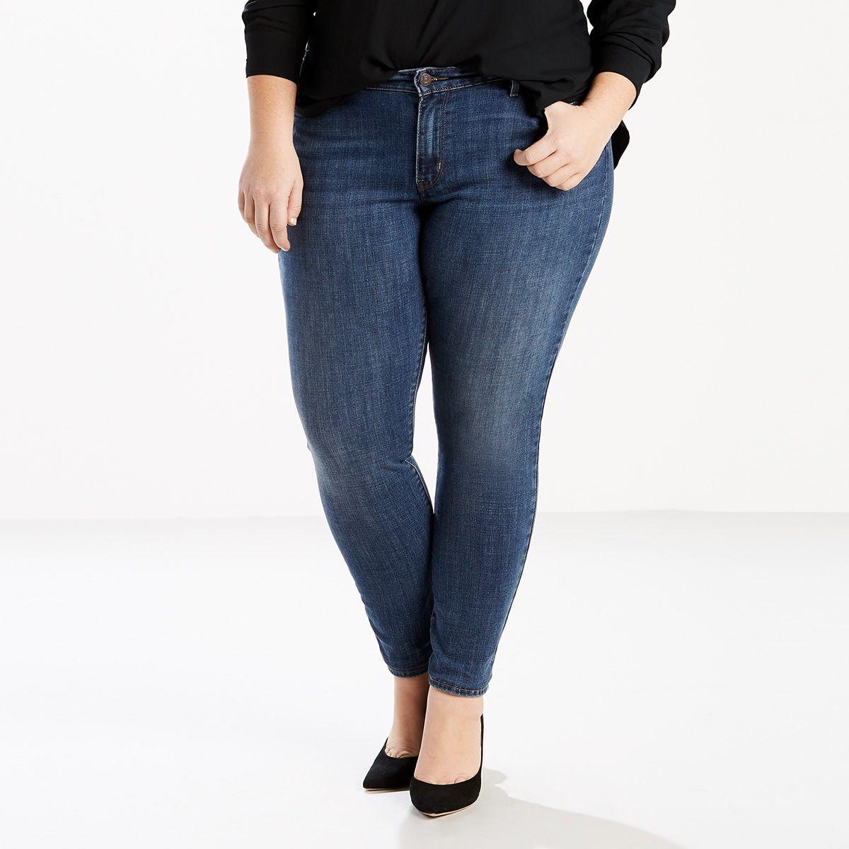 98375de222 Plus Size Levis Jeans & Clothing - Macy's