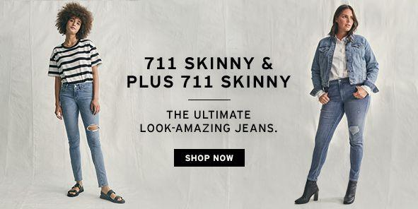 0ad28edd606 White Womens Levis Jeans   Denim Apparel - Macy s