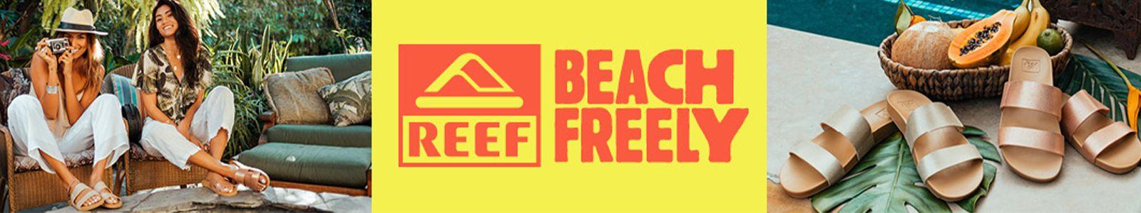 Beach Freely