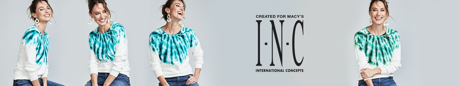 Created For Macy's INC, International Concepts