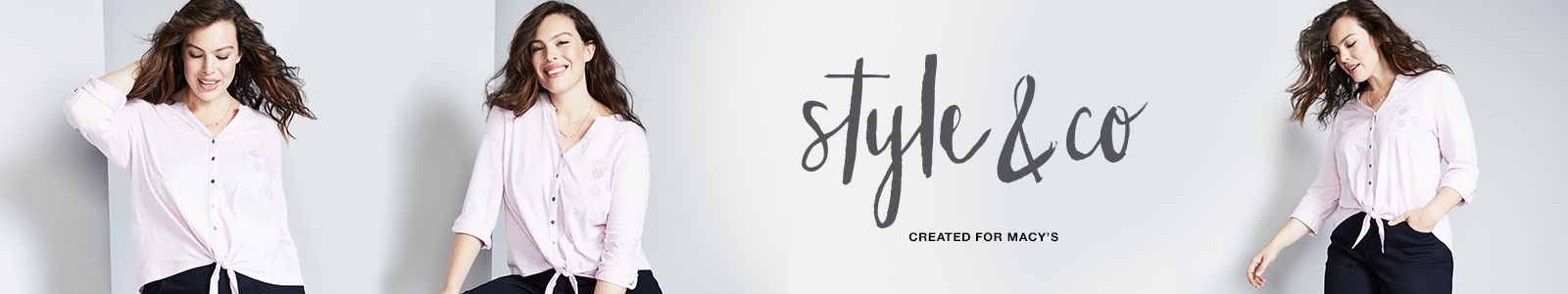 Style and Co, Created For Macy's