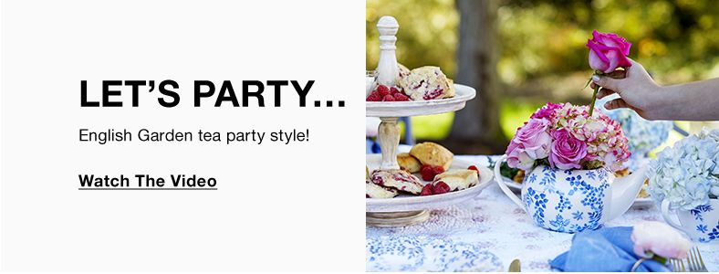 Let's Party…, Watch The Video