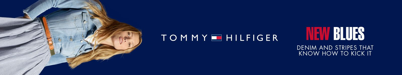 Tommy Hilfiger, New Blues