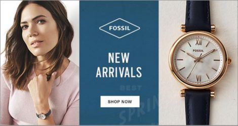 00358d06e Fossil, New Arrivals, Shop Now