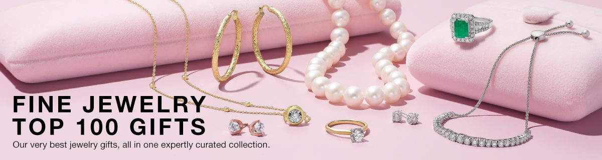 Fine Jewelry Top 100 Gifts