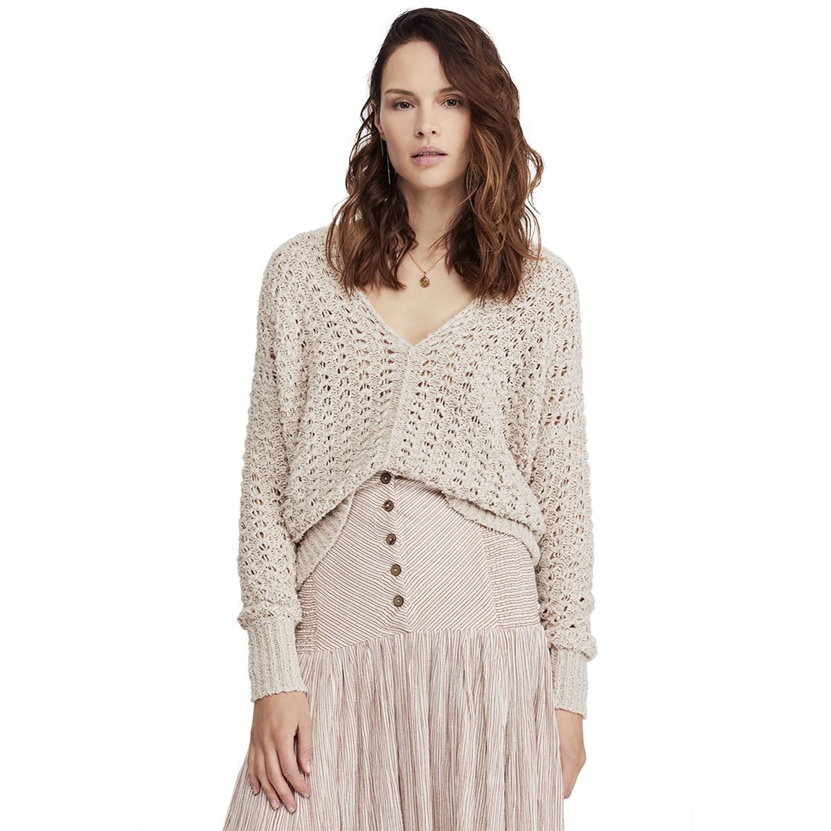 6138d40c187a4 Free People Women's Sweaters - Macy's