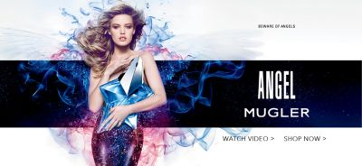 Angel Mugler, Watch Video, Shop Now