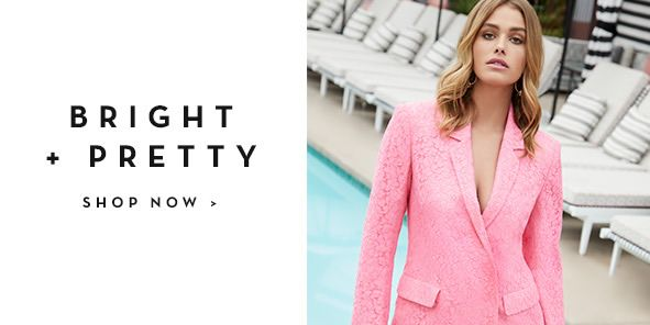 Bright + Pretty, Shop Now