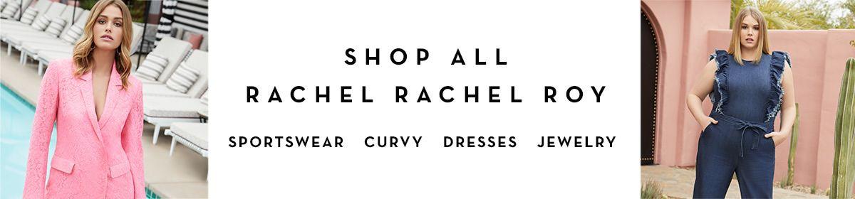 Shop All, Rachel Rachel Roy, Sportswear, Curvy, Dresses, Jewelry