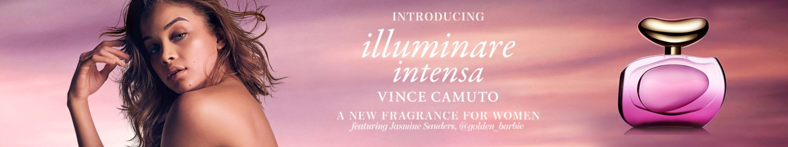 Introducing, illuminare intensa, Vince Camuto, A new Fragrance For Women
