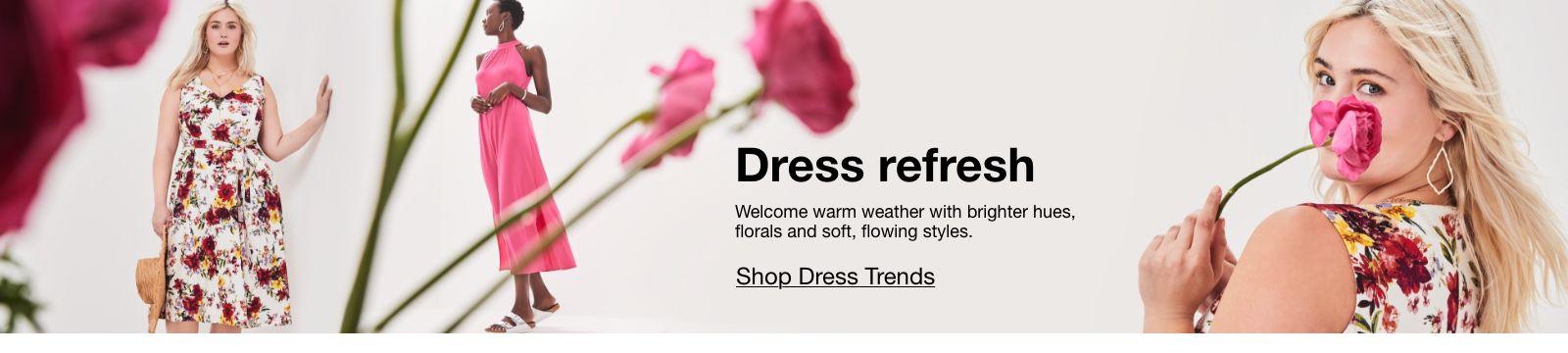 Dress refresh
