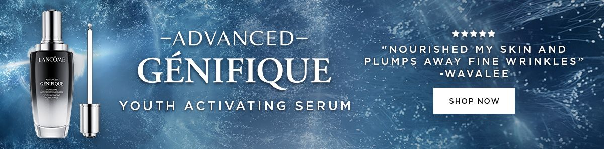 Advanced, Genifique, Youth Activating Serum, Shop Now