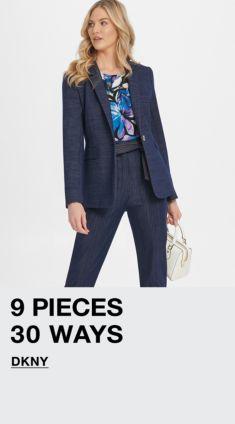 9 Pieces 30 Ways, DKNY