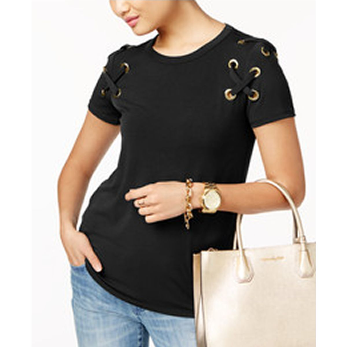 e2720b50be6 Michael Kors Womens Tops - Macy's