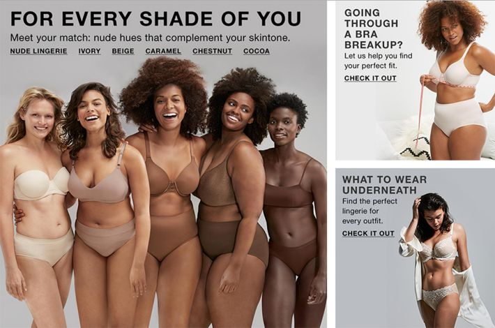 3d1062a01710 For Every Shade of You, Nude Lingerie, Ivory, Beige, Caramel, Chestnut