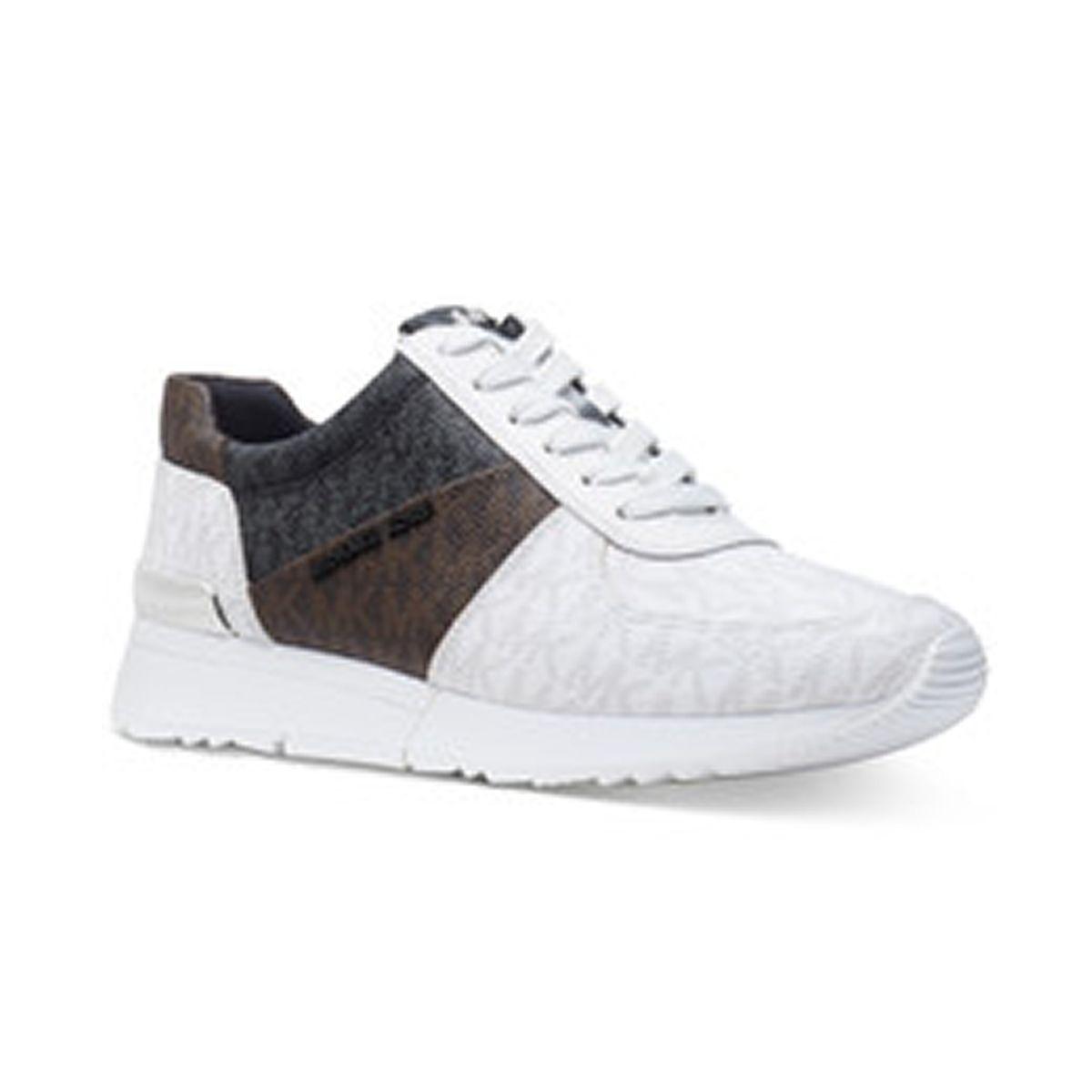 e61e04ebf2e Brown Sneakers MICHAEL Michael Kors Shoes - Macy's