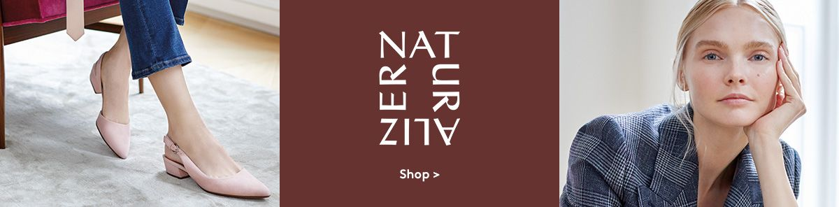 Naturalizer, Shop
