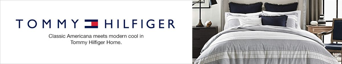 Tommy Hilfiger, Classic Americana meets modern cool in Tommy Hilfiger Home